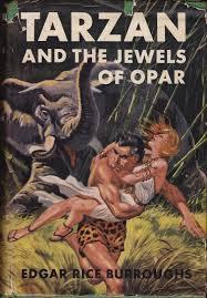 Tarzan and the Jewels of Opar (Tarzan #5)