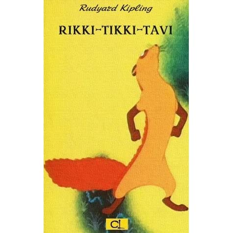 a comparison of rikki tikki tavi by rudyard kipling and charles by shirley jackson Internal and external conflict - rikki-tikki-tavi - this 20-slide powerpoint takes rudyard kipling's short story rikki tikki tavi (a story in the prentice hall literature book) and practices the internal and external conflicts inside.