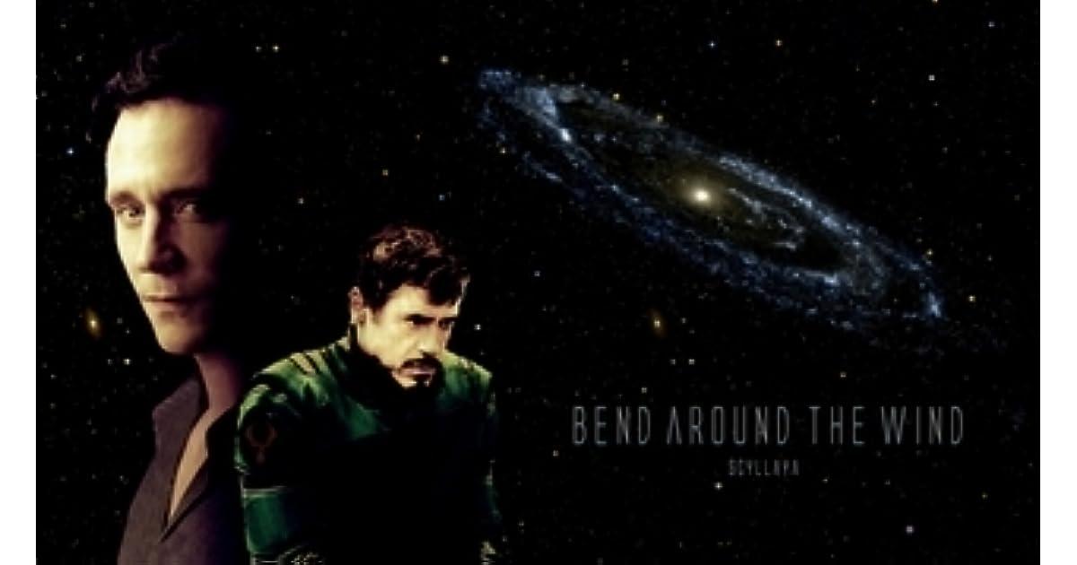 Bend Around the Wind by Scyllaya