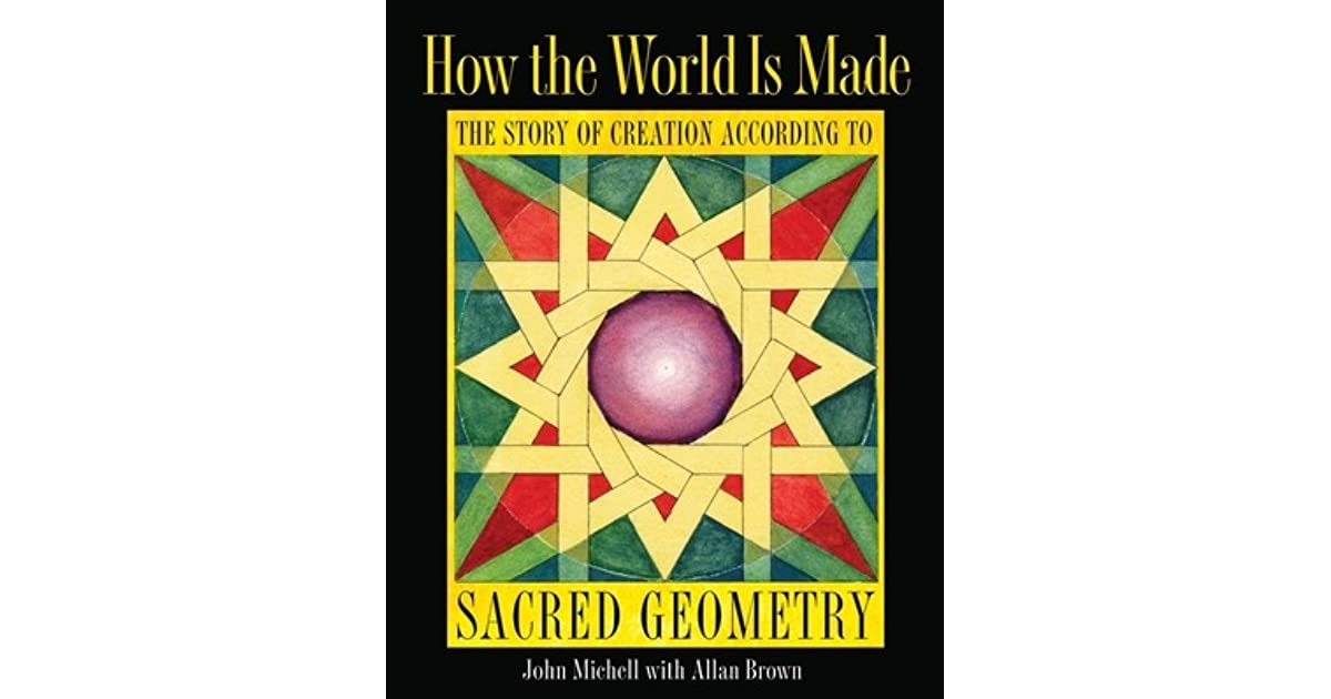 How The World Is Made The Story Of Creation According To Sacred