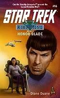 Honor Blade (Star Trek #96 - Rihannsu, #4)