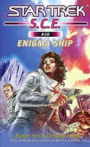 Enigma Ship (Star Trek S.C.E. #20)