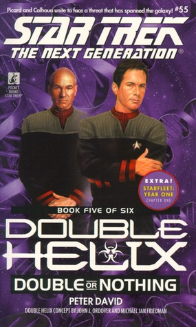 Star Trek: The Next Generation #55: Double or Nothing: Double Helix #5 (Star Trek Next Generation: Double Helix