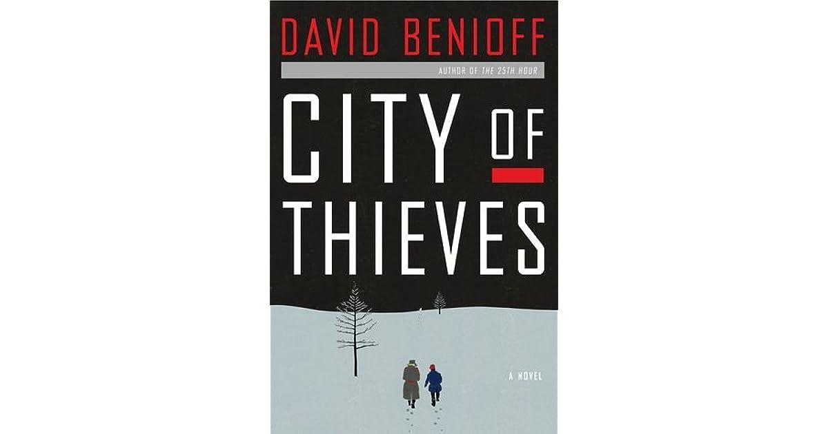 City Of Thieves By David Benioff