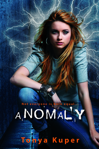 Anomaly (Schrodinger's Consortium, #1)