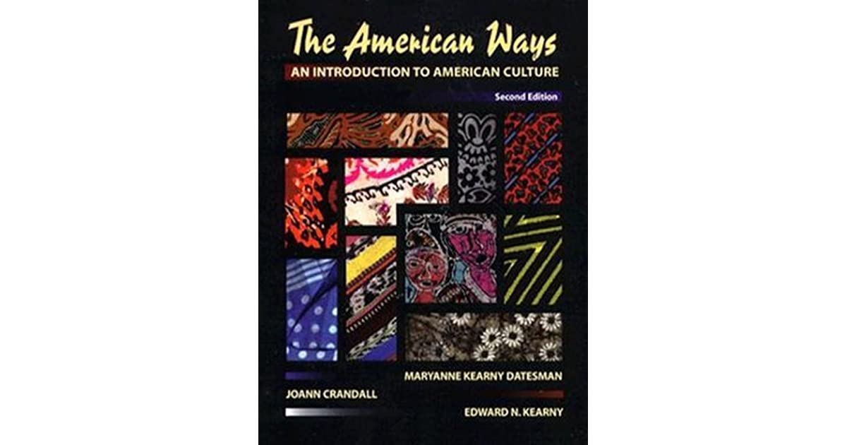 """introduction about americans culture Mexican americans: a sociological introduction mexican americans: """"weness,"""" and a common culture or subculture."""