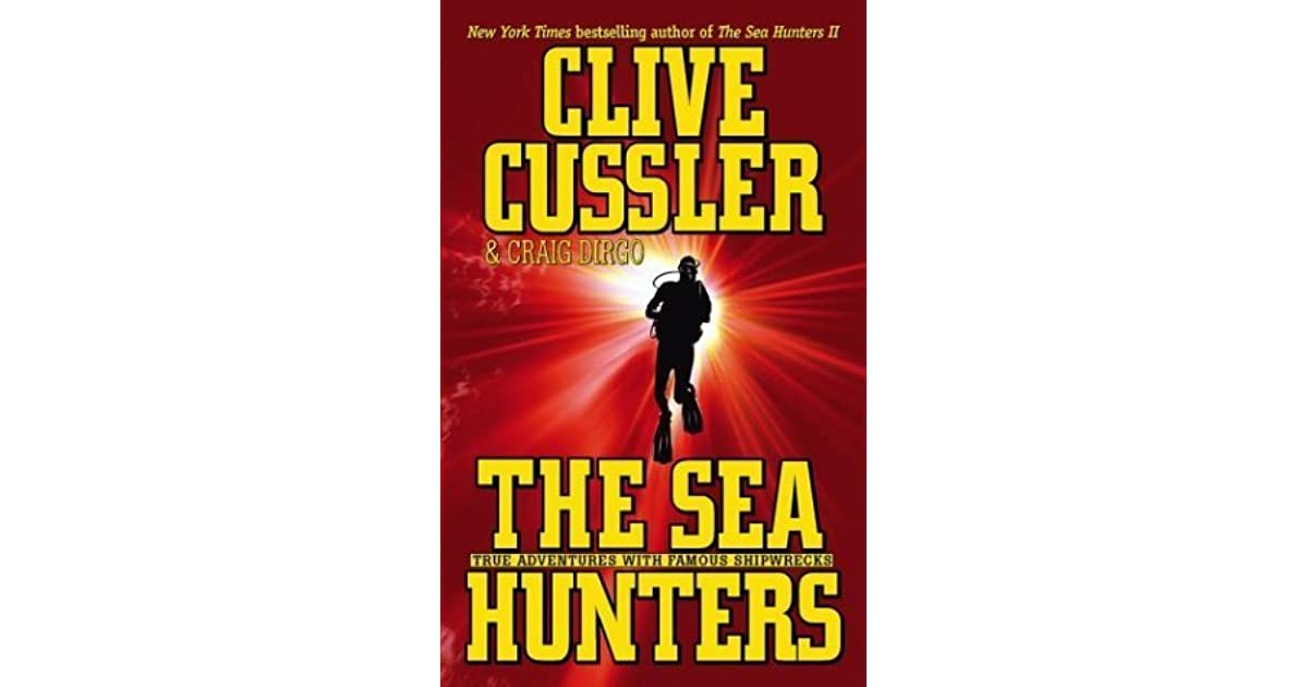 Clive cussler books goodreads giveaways