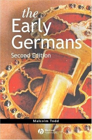 The Early Germans - Malcolm Todd