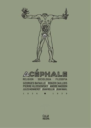 Acéphale by Georges Bataille