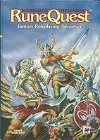 RuneQuest: Fantasy Roleplaying Adventure