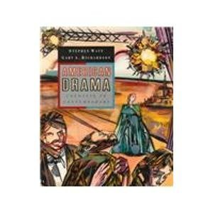 American Drama: Colonial to Contemporary