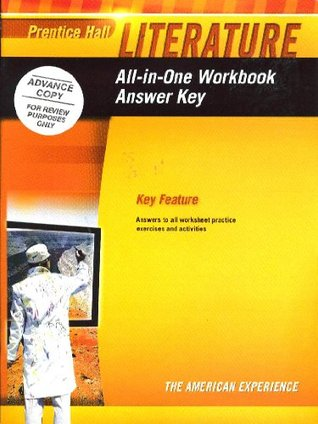 Prentice Hall Literature Grade 11 All In One Workbook Answer