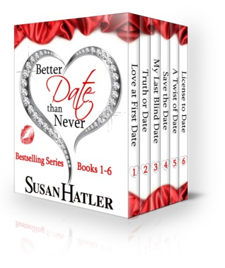 Better Date than Never Boxed Set by Susan Hatler