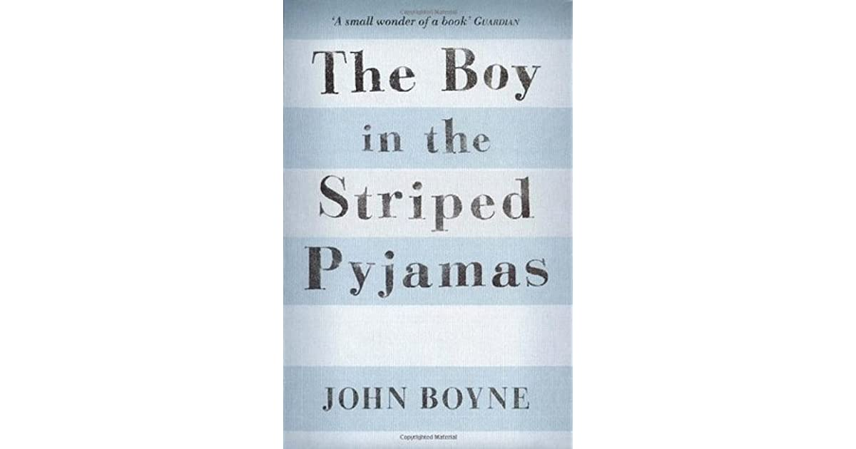 boy striped pyjamas book essay 110 quotes from the boy in the striped pajamas: 'sitting around miserable all day won't make you any happier'.