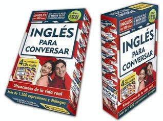 Ingles Para Conversar (Libro + 4cds)(Conversational English (Book + 4-CD Pack))