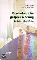 Psychologische Gespreksvoering een basis voor hulpverlening