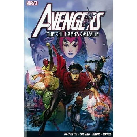 Avengers: The Children's Crusade by Allan Heinberg