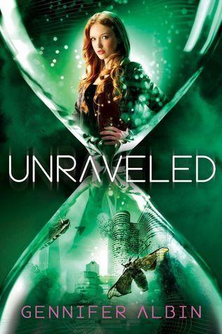 Unraveled (Crewel World, #3)