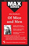 John Steinbeck's of Mice and Men (Cliff / Monarch / Barron's Book Notes)