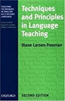 Techniques and Principles in Language Teaching 2nd (second) edition Text Only