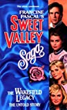 The Wakefield Legacy: The Untold Story (Sweet Valley High Magna Editions #2)
