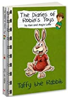 Taffy the Rabbit (The Diaries of Robins Toys)