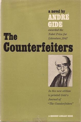 """The Counterfeiters, with Journal of """"The Counterfeiters"""""""