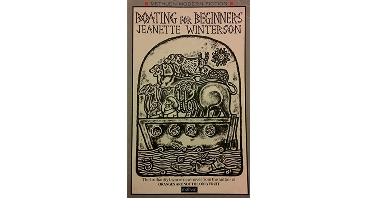 boating for beginners jeanette winterson
