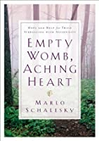 Aching Heart Hope and Help for Those Struggling With Infertility Empty Womb