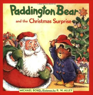 Michael Bond Paddington and the Christmas Surprise Book