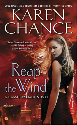 Karen Chance - Cassandra Palmer 7 - Reap the Wind