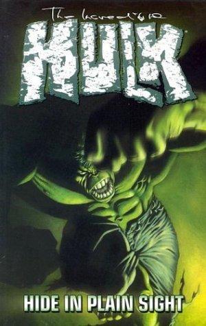 The Incredible Hulk, Vol. 5: Hide in Plain Sight