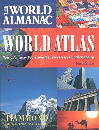 The World Almanac World Atlas by Hammond World Atlas Corporation