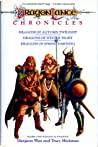 The Dragonlance Chronicles/Dragons of Autumn Twilight/Dragons of Winter Night/Dragons of Spring Dawning