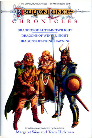 The Dragonlance Chronicles/Dragons of Autumn Twilight/Dragons of Winter Night/Dragons of Spring Dawning (Collectors Edition)