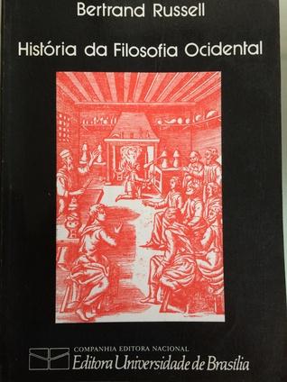 História da Filosofia Ocidental, Tomo I