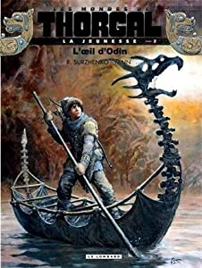 L'oeil d'Odin (Les mondes de Thorgal - La jeunesse, #2)