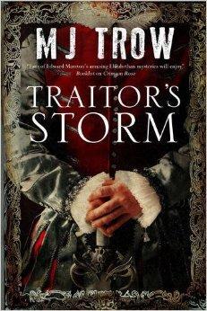 Traitor's Storm (Kit Marlowe, #6)