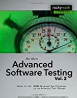 Advanced Software Testing, Volume 2: Guide to the Istqb Advanced Certification as an Advanced Test Manager