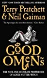Good Omens: The Nice and Accurate Prophecies of Agnes Nutter, Witch cover