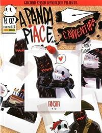 A Panda piace l'avventura n. 2: Ansia e io