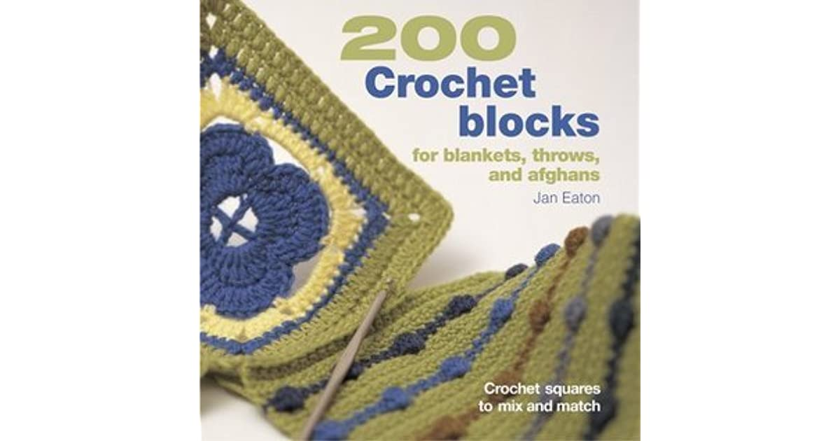 Crochet Pattern Book CHECK It Out AFGHANS ~ 5 Designs