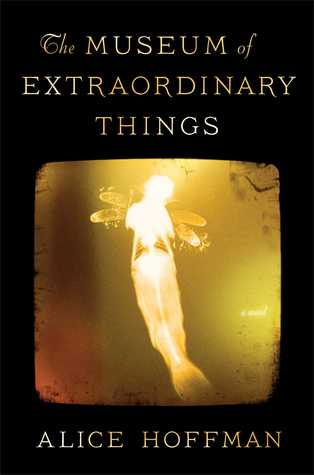 "Book cover of ""The Museum of Extraordinary Things"" by Alice Hoffman"