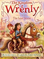 The Lost Stone (The Kingdom of Wrenly, #1)