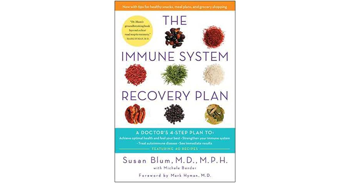 immune system recovery plan pdf