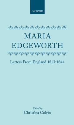 Letters from England, 1813-1844