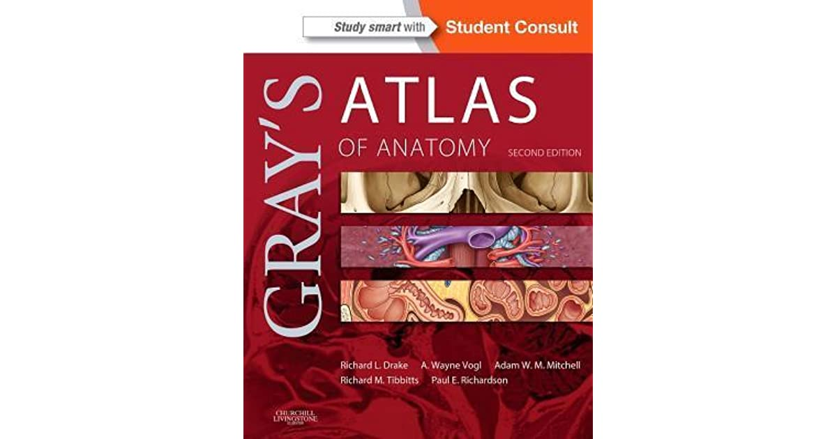 Gray\'s Atlas of Anatomy by Richard L. Drake