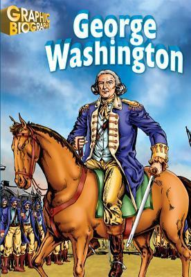 George-Washington-Graphic-Biography-Saddleback-Graphic-Biographies-