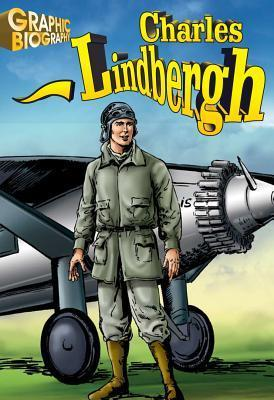 Charles-Lindbergh-Graphic-Biography-Saddleback-Graphic-Biographies-