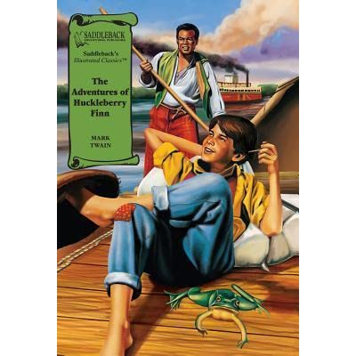 a comparison using the cosmogonic cycle of two novels the adventures of huckleberry finn by mark twa